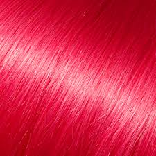 Red Tape Hair Extensions by Tape In Hair Extensions In Pink Things