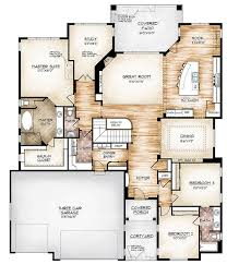 ultimate floor plans the edwards model plan offers compact ranch style living the