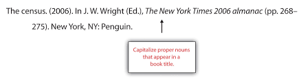 penguin writing paper apa and mla documentation and formatting an article in a reference book