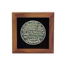 serenity prayer picture frame serenity prayer frame am religious gifts