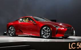 lexus car 2017 2017 lexus lc 500 boring no more the car guide