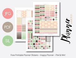 free printable planner templates planner addiction free diy printables for planner