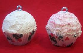 ornament crafts cupcake ornaments