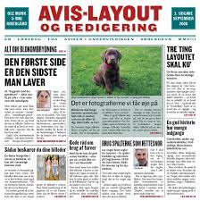 critique need help with newspaper magazine design layout