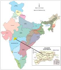 Pune India Map by Anubhuti Locale