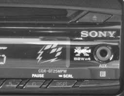 sony cd head unit walmart com