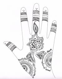 images for u003e simple mehandi design drawing henna pinterest