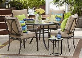Patio Furniture And Decor by Garden Oasis Harrison 7 Pc Dining Set Only 257 29 At Sears