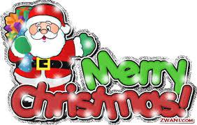 imagenes de santa claus feliz navidad merry christmas gif gifs christmas pinterest