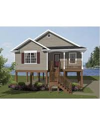 houses on pilings plans house plans