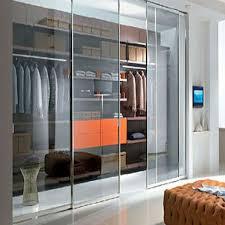 Custom Glass Closet Doors Bifold Closet Doors Creative Mirror Shower Throughout Glass Door