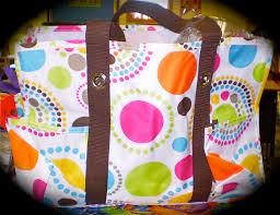 mommy u0027s block party thirty one review giveaway w jess balser