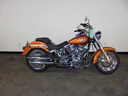 2014 harley davidson flstf fat boy efi for sale in quincy il