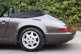 1990 porsche 911 convertible porsche 964 carrera 4 cabrio u2022 911 youngtimer