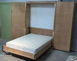 Bookcase Bed Queen Bookcase Bed Wallbeds By Bergman Murphy Beds Wall Beds
