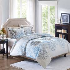 Damask Comforter Sets Bedding Extraordinary Sapphire Damask Comforter Bedding By