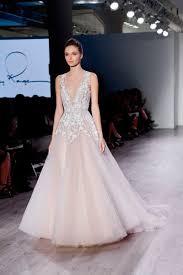 hayley bridal a line wedding dress kleinfeld bridal