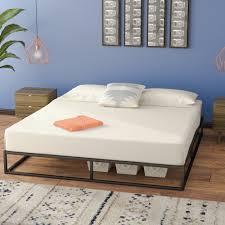 Platform Bed Vs Regular Bed Dimensions Zipcode Design Cyril Platform Bed U0026 Reviews Wayfair