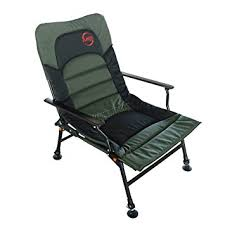 outdoor portable folding fishing arm rests chair armchair recliner