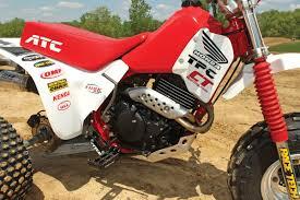 dirt wheels magazine honda atc 350x rebuild