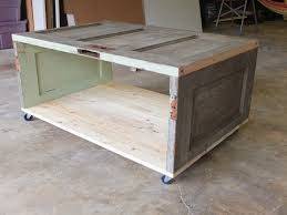 how to make a coffee table out of pallets new chair tips about 15 diy coffee tables made from old doors guide