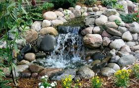 Waterfall In Backyard Waterfalls And Ponds Building Waterfalls Fish Ponds Waterfall Pond