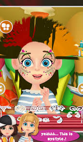 kids hair salon kids game android apps on google play