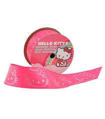 hello ribbon 1 and half in hello neon pink ribbon joann