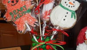 christmas cookies mittens and hats cakecentral com