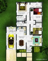 Casa Bella Floor Plan
