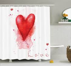 Valentine S Day Bathroom Decor by Hearts Towel Valentines Day Bath Bathroom Decor Ebay Heart