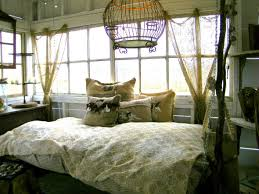 suspended bed inspiration bedroom enjoyable round bird cage over smart white