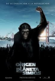 El Origen del Planeta de Los Simios (2011) [Latino]