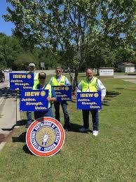 atlanta gas and light nearly 700 atlanta gas light workers join the brotherhood