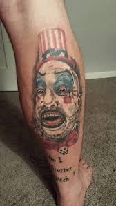captain spaulding captain spaulding tattoos pinterest tattoo