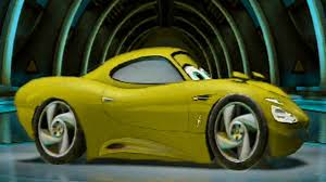 cars characters yellow holley shiftwell cars color changers custom paint disney pixar