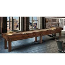 landon 14 u0027 shuffleboard table aminis