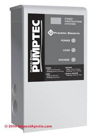 water pump status indicators pump on light how to tell if the