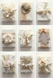 wedding gift wrapping paper diy gift wrapping