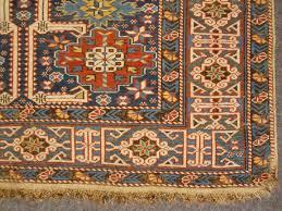 Kuba Rug Caucasian Kuba Karagashli Rug Late 19th Century Great Colours