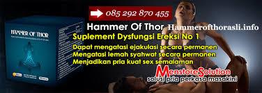 jual hammer of thor di surabaya cs 085292870455
