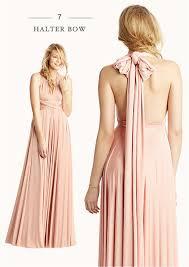 convertible bridesmaid dress styles b inspired bhldn