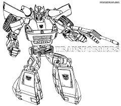 coloring bulkhead transformer coloring page cartoon pinterest