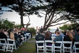 Monterey Wedding Venues An Intimate Beach Wedding U0026 Reception At Gatherings For Bikers