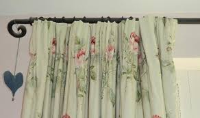 Sewing Curtains With Lining Simple Lined Tape Headed Curtain Tutorial