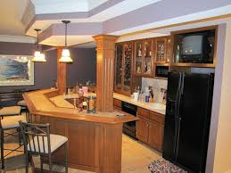 Finished Basement Bar Ideas Finished Basement Bar Vincent Abell Contracting Pinterest