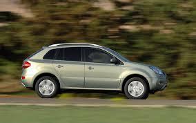 renault koleos estate 2008 2010 driving u0026 performance parkers