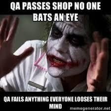 Qa Memes - qa engineer walks into a bar source bill sempf https