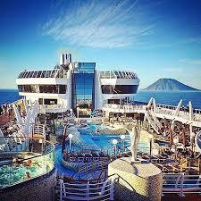 mediterranean cruise european vacation msc cruises