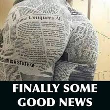 Ass Memes - finally some good news girl ass meme